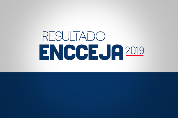 Data do resultado do Encceja 2019?